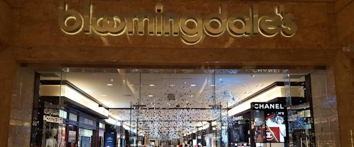 A Bloomingdale's department store