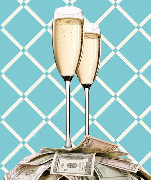 How Much Does It Cost to Attend a Bachelorette Party? Less Than a Bachelor Party,Survey Says