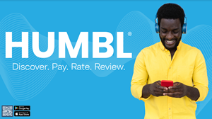 HUMBL Pay Mobile Application