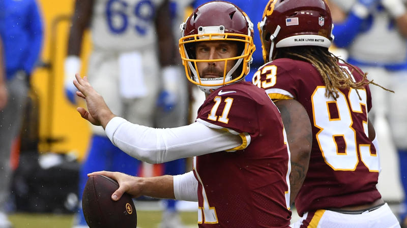 Alex Smith Returns, Dak Prescott's Season Ends