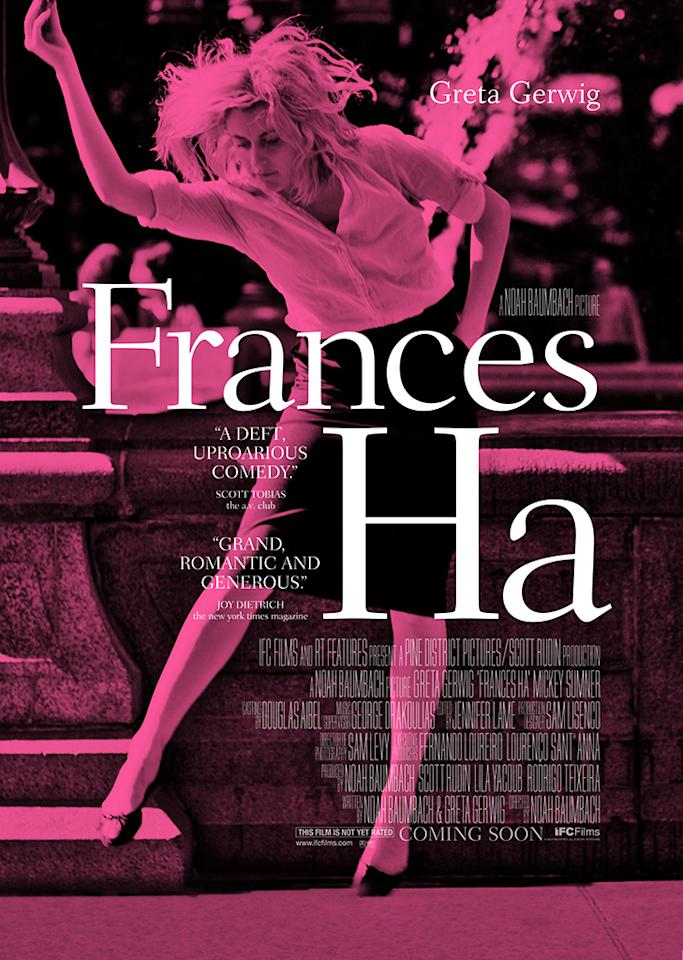 IFC Films' 'Frances Ha' - 2013
