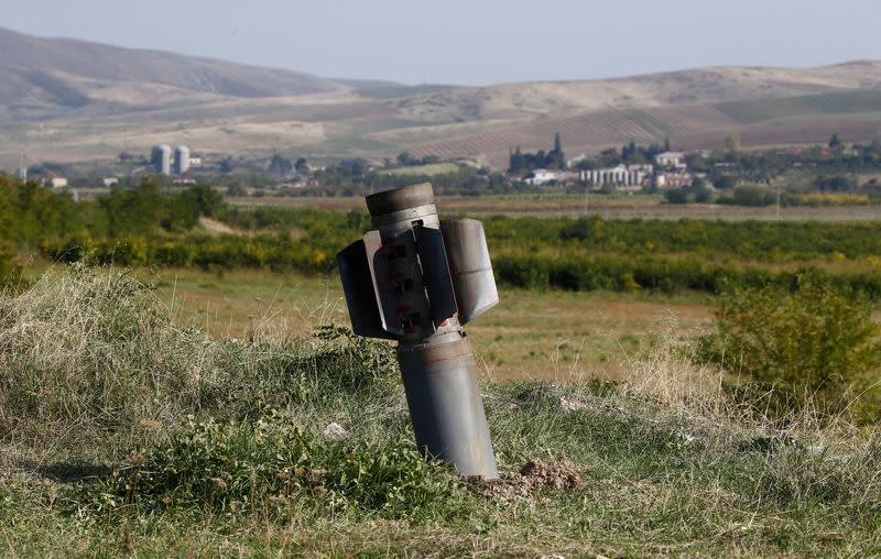 Nagorno-Karabakh ceasefire hopes sink as warring sides bicker and fight