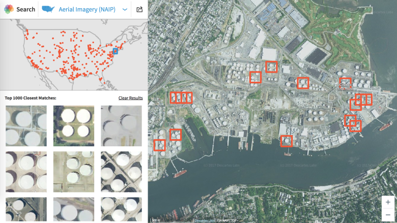 Why this company built a search engine for satellite imagery