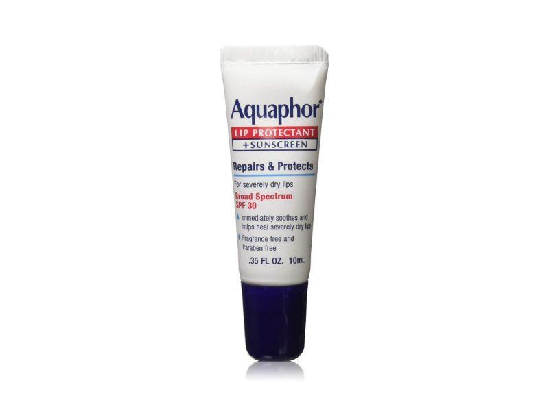 "<p><strong>Aquaphor</strong></p><p>amazon.com</p><p><strong>$6.99</strong></p><p><a href=""http://www.amazon.com/dp/B06XCPPRLK/?tag=syn-yahoo-20&ascsubtag=%5Bartid%7C10051.g.9653%5Bsrc%7Cyahoo-us"" target=""_blank"">Shop Now</a></p><p>""To be honest, I am more of a lipstick girl than a lip balm one. But Aquaphor is the one exception: It is the only product that has really healed my chapped lips. A beauty editor recommended I try it, and I have never looked back. I use it all the time in the morning, especially in the winter when I'm doing cold runs outdoors. I stick it on my lips and even during my most chapped days, they become smooth shortly after I apply this. This is a drug store miracle product. Sure, there's no color, but that's what lipstick is for."" - Alyssa Bailey, ELLE.com News and Strategy Editor</p>"