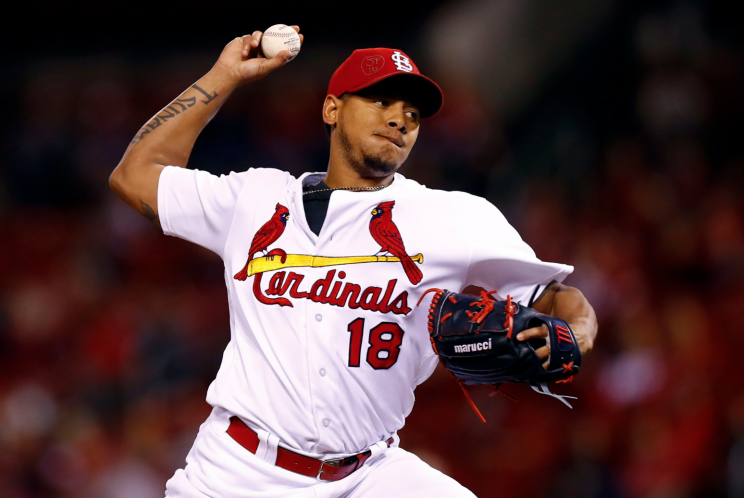 Is Carlos Martinez on the verge of becoming a Cy Young contender? (AP)