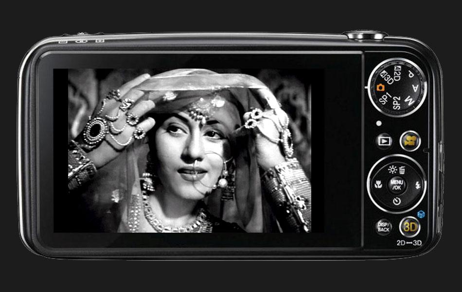 Madhubala: Arguably the most beautiful artiste to ever grace the Indian screen, Madhubala rose from humble beginnings to become the most captivating star India has ever produced.