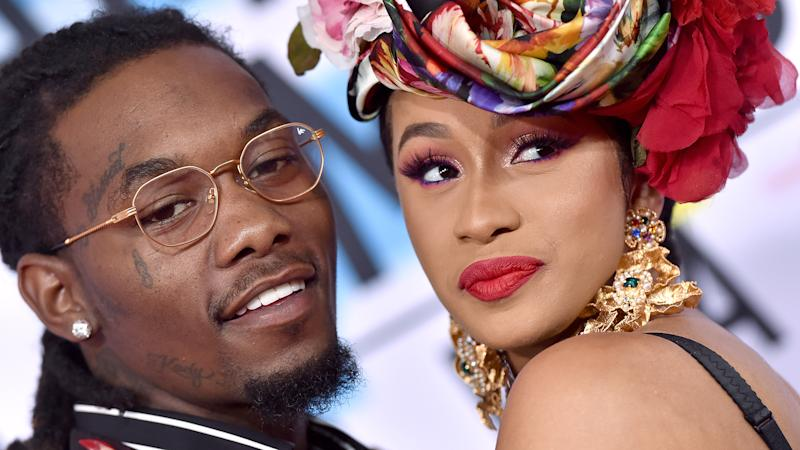 Cardi B Just Revealed Her Plan For If Offset Ever Cheats On Her Again & It's So Messy