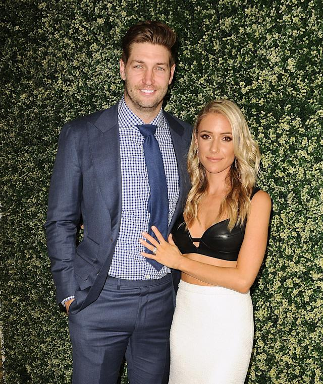 Cavallari and Cutler have two sons and a daughter. (Jason LaVeris via Getty Images)