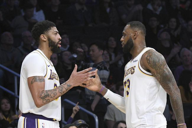 Next Anthony Davis Deal Must Factor In Aging Lebron Another