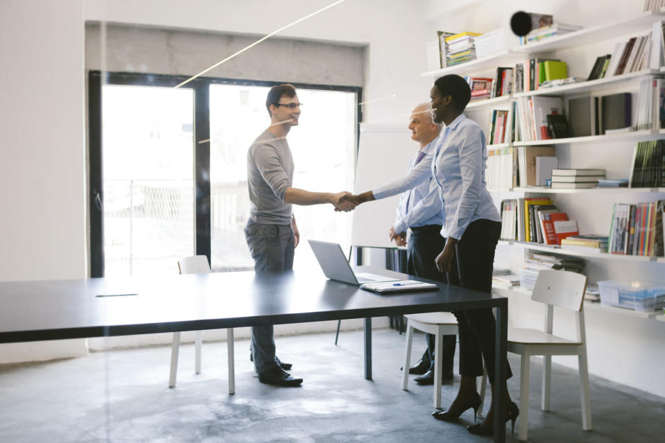 Doing your research before an interview is vital to success (Getty Images)