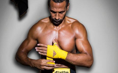 "Rio Ferdinand has admitted boxing will help him channel the ""anger"" he still feels over the tragic death of his wife.  As well as declaring he missed the ""competitive edge"" football had given him since retirement, Ferdinand said part of his motivation for stepping into the ring had been his ongoing grief at losing wife Rebecca Ellison to cancer two years ago. ""It's something for me to focus on after the last couple of years,"" said the 38-year-old, who made a BBC documentary in March, Rio Ferdinand: Being Mum and Dad, charting his life as a widower. Rio Ferdinand's knockout sporting switch 01:29 ""I've been through quite a few things in my life and this is a way of trying to channel that aggression, that anger sometimes, into something I can be really focused on."" Ellison's death left Ferdinand a single father to three children, Lorenz, Tate and Tia, whom he said supported his potentially risky new venture. He said: ""My kids just said, 'Dad, don't get knocked out'. I've got to maintain that respect when I walk through the front door so I'll be doing everything I can to make sure I don't! ""My two boys do a bit of contact stuff themselves - Thai boxing and boxing along with football and rugby. They are really excited."" @anthony_joshua dug deep & showed it's great having talent but when all said & done grit & determination in the trenches is what gets you through real testing times. Salute the champ! #klitschko showed real class in defeat too...something I wish I could of had a bit more of if I'm really honest! A post shared by Rio Ferdinand (@rioferdy5) on Apr 30, 2017 at 1:06am PDT Ferdinand admitted he would need to juggle his existing commitments, which includes regular punditry work for BT Sport. ""My diary revolving around my kids will be my priority,"" he said of a project which will be chronicled in a documentary. ""I am going to learn from this but I am hoping they will, too. ""Everyone says, 'It's a big step - you're mad, crazy'. My friends and family said, 'If you want to do it, why not?'"" Boxing session this morning with @meldeane12 ... heavyweight division up for grabs... @tonybellew @mrdavidhaye @anthony_joshua Lets Av It... you want some �������� A post shared by Rio Ferdinand (@rioferdy5) on Jan 11, 2017 at 3:07am PST Ferdinand, one of the most decorated players in Premier League history, added: ""It was mainly about testing myself. Throughout my career, I've got used to competition and I've fuelled myself on it. ""I've probably been searching for that since I retired. I miss that competitive edge. ""Physically and mentally, I'm going to go to places I've never been, but I want to meet the challenges head on. ""I know there will be moments when I ask myself, 'Am I doing the right thing?' But that's part of the test, I miss pressure. I don't miss playing football, I miss the adrenaline and the competing, and the mental and physical warfare."" Credit: BETFAIR Ferdinand's personal trainer, former rugby union centre Mel Deane, was confident his client was in the right mental state to fight. Deane said: ""I think it's actually good he can focus on something. His kids are happy. He's in a good place. So let him do what he likes."""