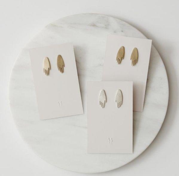 """<a href=""""https://fave.co/33v8OEU"""" target=""""_blank"""" rel=""""nofollow noopener noreferrer"""">Micha Gonzalez</a>is a Latinx-owned Etsy shop based in Mexico City that specializes in earrings, necklaces and rings. It uses traditional goldsmith techniques and a variety of stones. Shop these<a href=""""https://fave.co/3mHO998"""" target=""""_blank"""" rel=""""nofollow noopener noreferrer"""">silver hand studs for $95</a>at<a href=""""https://fave.co/33v8OEU"""" target=""""_blank"""" rel=""""nofollow noopener noreferrer"""">Micha Gonzalez on Etsy.</a>"""