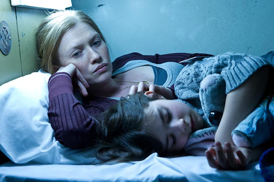 Mireille Enos is still holding out hope for a World War Z sequel (Image by Paramount Pictures)
