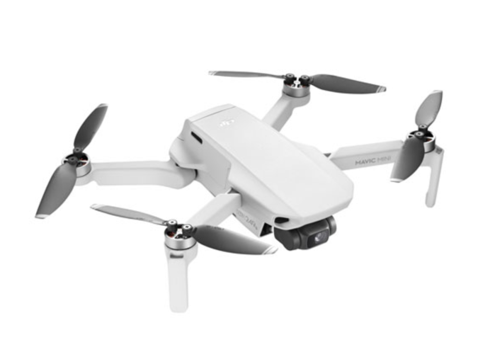 DJI Mavic Mini Quadcopter Drone (Photo via Best Buy)