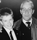 """<p>David Beckham, posing with one of his favorite people: """"My grandad would have been 90 today … Someone I miss everyday."""" -<a href=""""https://www.instagram.com/p/BCJRU-_TWQs/"""" rel=""""nofollow noopener"""" target=""""_blank"""" data-ylk=""""slk:@davidbeckham"""" class=""""link rapid-noclick-resp"""">@davidbeckham</a> (Instagram)<br></p>"""