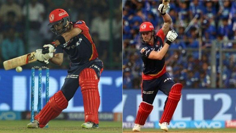 Maxwell and Roy were shown the way out by DC, prior to the Auctions for IPL 2019