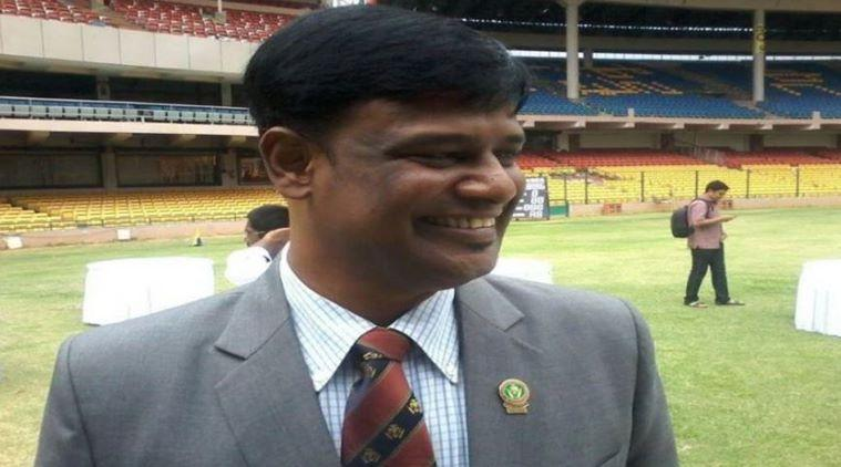 Dodda Ganesh is in the running for the post of male cricketer representative in BCCI's Apex Council. (File Photo)