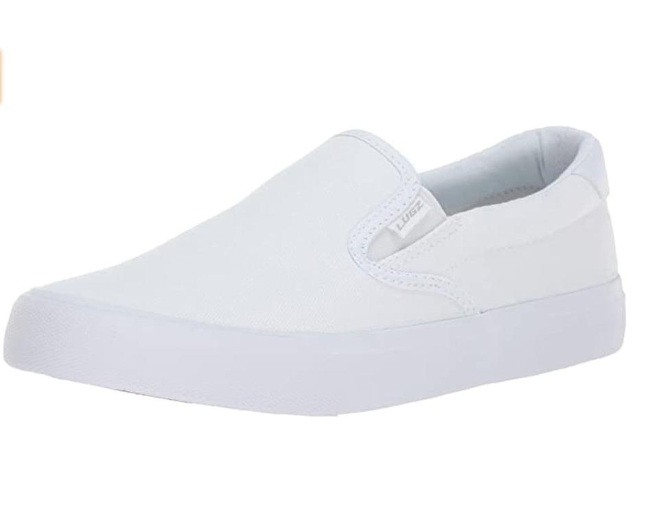 <p>For something wearable and versatile, go for these <span>Lugz Clipper Sneakers</span> ($24-$52), which come in several other colors.</p>
