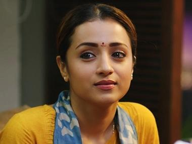 Trisha Krishnan on working with Vijay Sethupathi in 96: He is the least intimidating star I have worked with