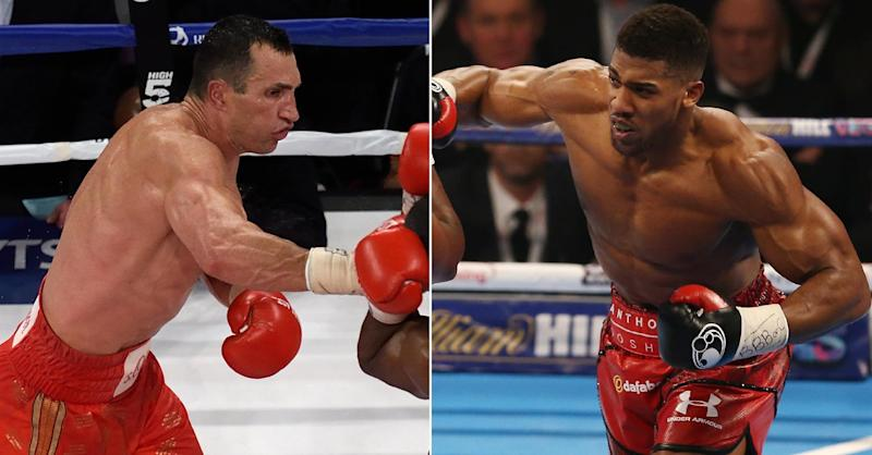 Joshua-Klitschko spring showdown major step nearer
