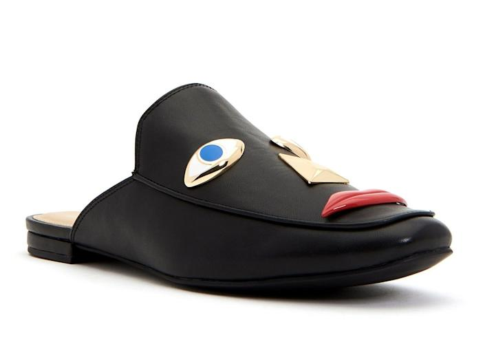 "Katy Perry's ""Rue Face Slip On Loafers"" (Photo: Screenshot from Dillard's retail website.)"