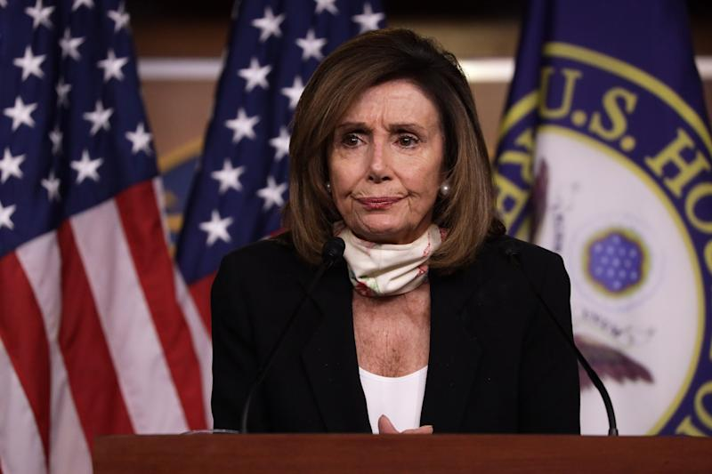 'What is this, a banana republic?': Pelosi unloads on Trump over tear-gassing of protesters outside White House
