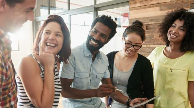 Diverse Workforce a Top Draw for Nearly 7 in 10 Members of Generation Z