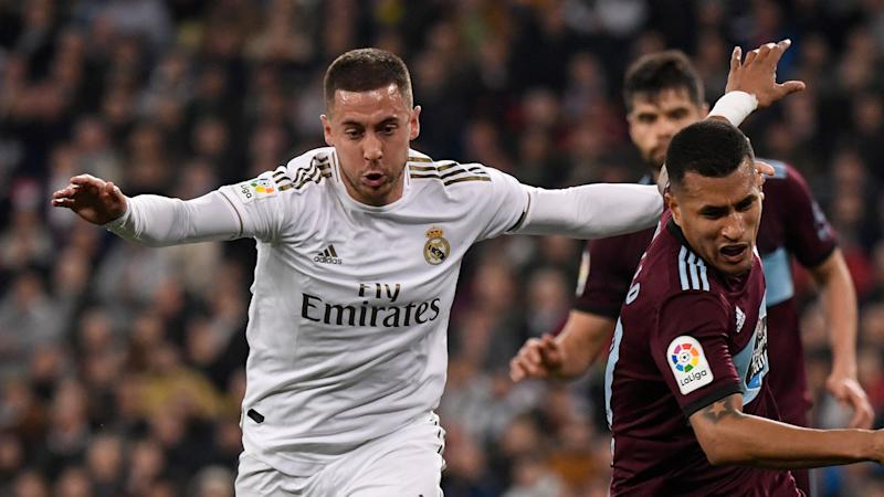 'Hazard is worth a lot to us' - Zidane happy to have winger back in Real Madrid lineup
