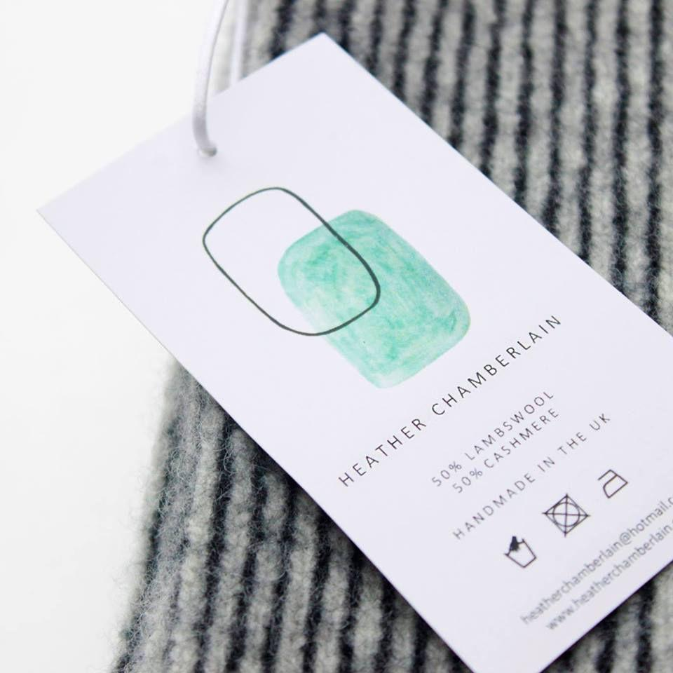 """<p><strong>Who are they:  </strong>Heather makes contemporary designed scarfs and throws on a hand sewing machine in her bedroom, then boils them and screen prints them with designs. We loved the soft colours mixed with modern designs.  Plus, she uses all British wool.<br></p><p><strong>CL verdict:</strong> We gave Heather a 'Country Living Loves' label because we loved the way she combines modern design with traditional techniques and use of British materials.</p><p><a rel=""""nofollow"""" href=""""https://www.heatherchamberlain.co.uk"""">GO TO WEBSITE</a></p>"""