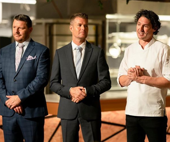 My Kitchen Rules guest judge Colin Fassnidge has previously spoken about what he believes could be the 'problem' with MasterChef's format.