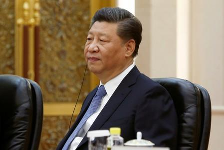 China's Xi says Iran tensions worrying, calls for restraint