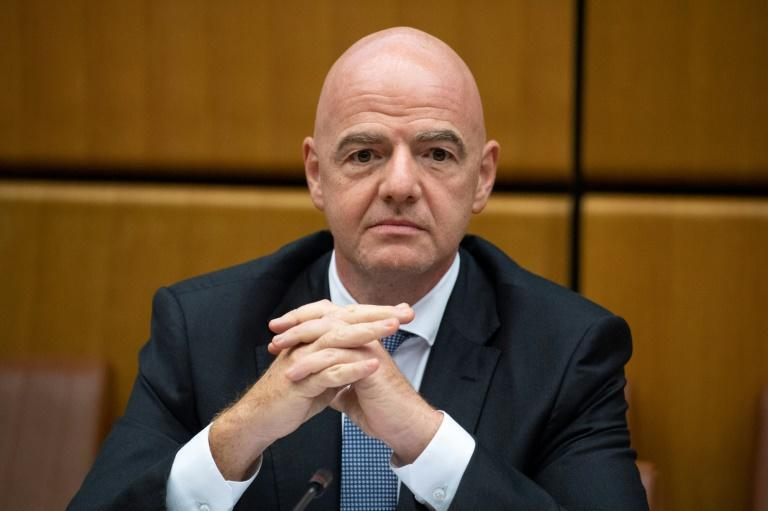 Gianni Infantino assumed office as FIFA president in February 2016