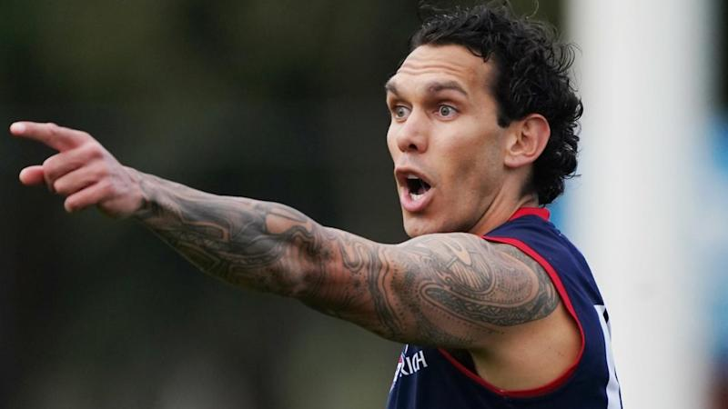 Harley Bennell will play his first AFL game in 34 months when Melbourne play Carlton in round two