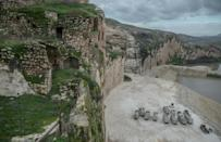 The 3,000 residents of Hasankeyf are divided over the imminent flooding of their town