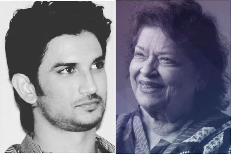 Saroj Khan's Last Instagram Post Was Emotional Tribute To Sushant Singh Rajput: I'll Always Love You