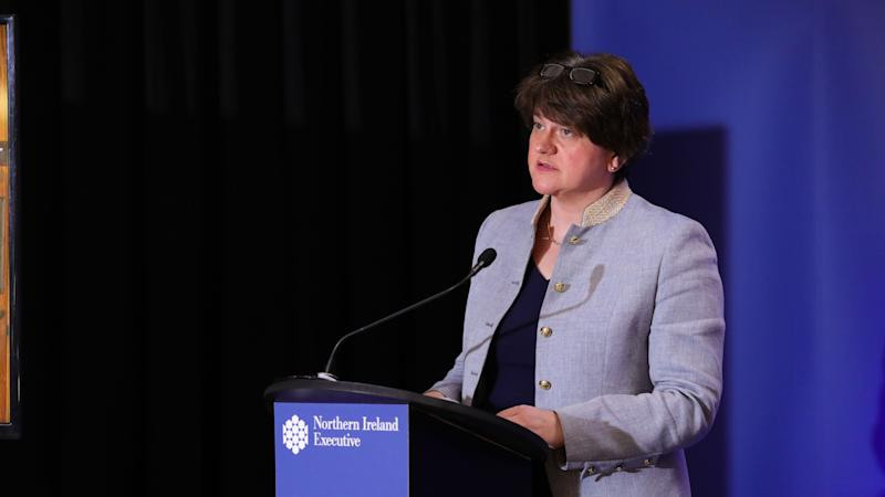 Arlene Foster – Heathcare workers may have suffered PTSD