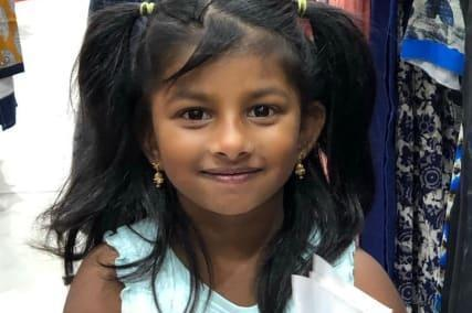 Victim: Sayagi Sivanantham was found dead at her home in Mitcham on Tuesday: Met Police
