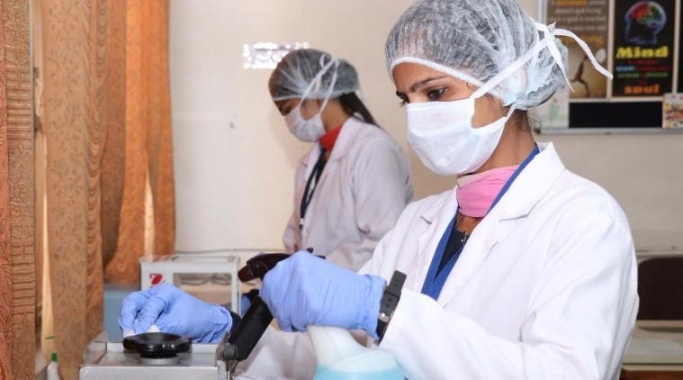 n95, ppe, ppe kit shortage, nurses infected from coronavirus, doctors coronavirus, coronavirus delhi cases