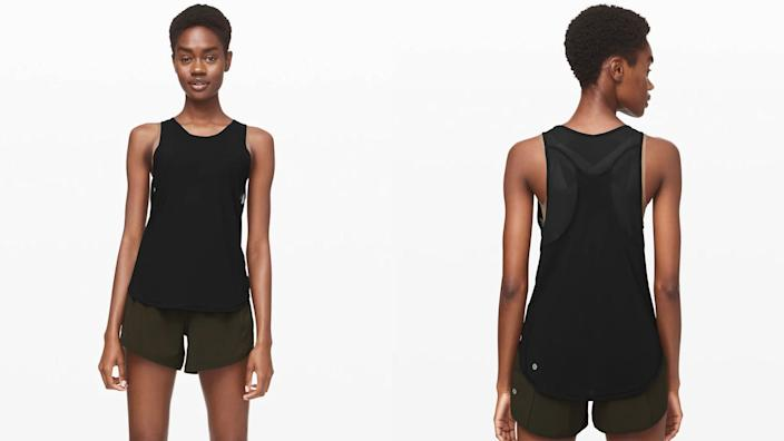 This tank is great for any workout.