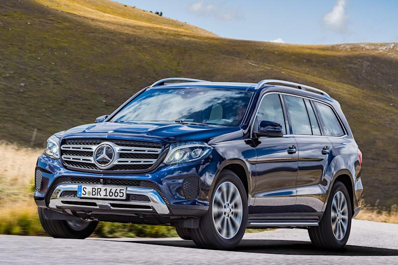 mercedes benz considers dropping us diesels gls d