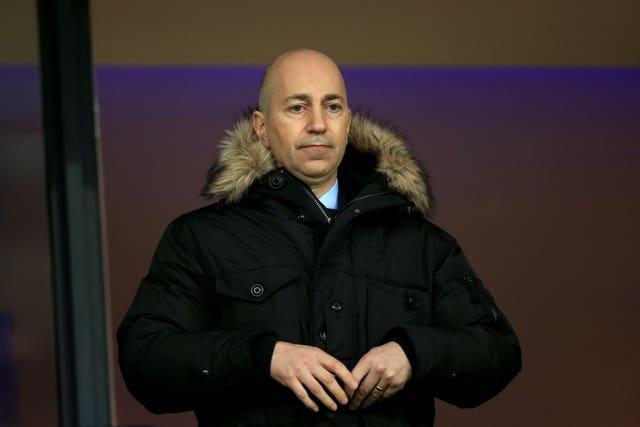Former Arsenal chief executive Ivan Gazidis worked at the club for a decade before leaving in 2018.