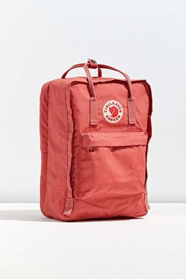 <p>The <span>Fjallraven Kanken Big Backpack</span> ($80) is great for a man who loves traveling or adventuring. It comes in a variety of attractive colors and is big enough to fit all of his supplies. </p>