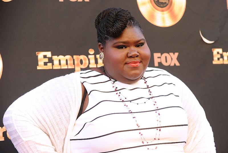 Gabourey Sidibe tells you why you need to vote by using some amazing gifs
