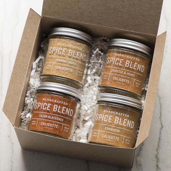 "<br><br><strong>CalicuttsSpiceCo</strong> The Grill Master Gift Box, $, available at <a href=""https://go.skimresources.com/?id=30283X879131&url=https%3A%2F%2Fwww.etsy.com%2Flisting%2F256314758%2Fthe-grill-master-gift-box-4-jars-of"" rel=""nofollow noopener"" target=""_blank"" data-ylk=""slk:Etsy"" class=""link rapid-noclick-resp"">Etsy</a>"