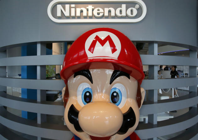 Toad has been a faithful helper to Mario for many years (AP Photo/Shizuo Kambayashi)