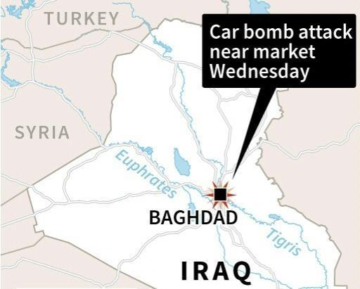 IS claims Baghdad bombing as death toll rises to 52