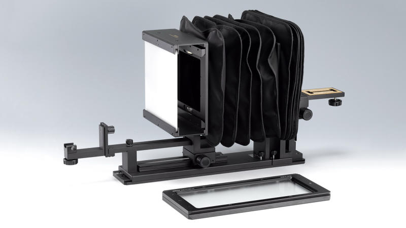 Digital Large Format Photography Just Got Easier Thanks To Pentax