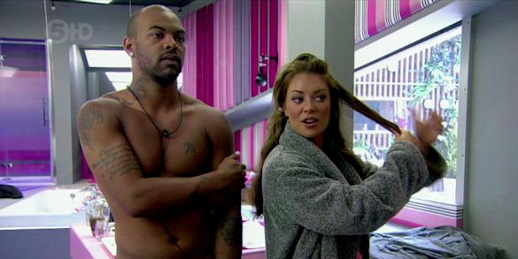 Big Brother 2013: Daley Ojuederie Determined To Go Back Into The House 'I Would Tell Hazel I Love Her'