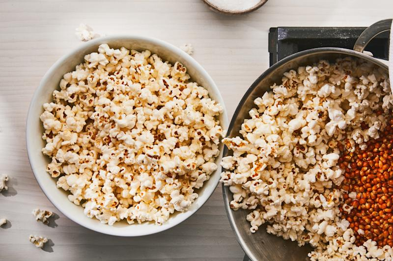 Meet the best homemade popcorn of your life.
