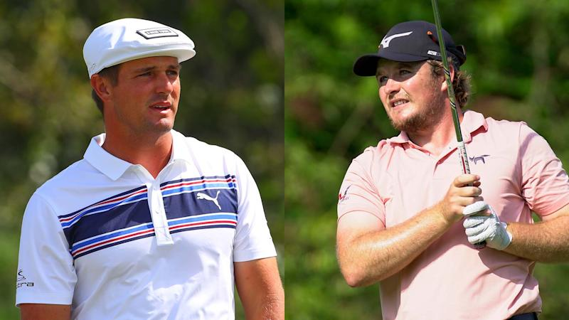 Pepperell apologizes to De Chambeau for name-calling